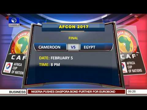 2017 AFCON: Cameroon To Meet Egypt In Final