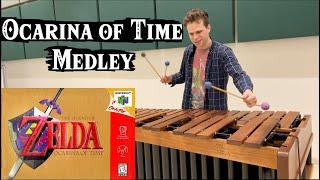 Ocarina of Time Medley on Marimba arr. Matt Silverberg
