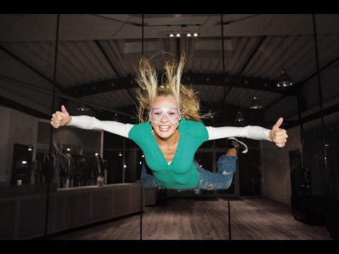 Jochen Schweizer Arena - Bodyflying