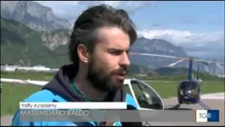 Alla guida di un elicottero - scuola di volo Italfly