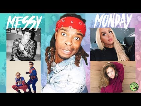 DRAMA ALERT! Shawn Mendes, Modsun, LilPump & More | MessyMonday