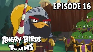 Angry Birds Toons | Sir Bomb of Hamelot  - S2 Ep16