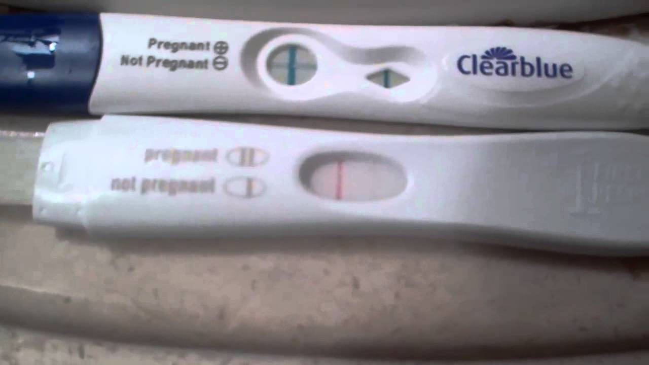 Live Pregnancy Test Youtube