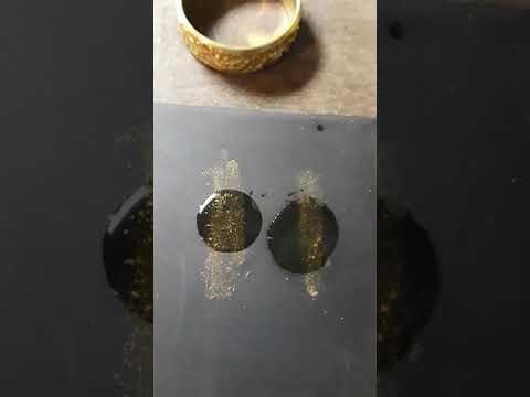 Warren 24k ring
