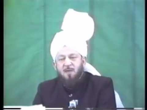 Was Ahmadiyya Muslim Jamaat Planted By The British Part 3/4