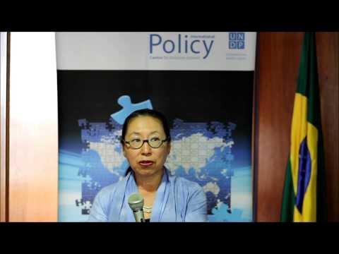 IPC-IG interviews with Prof. Sakiko Fukuda-Parr