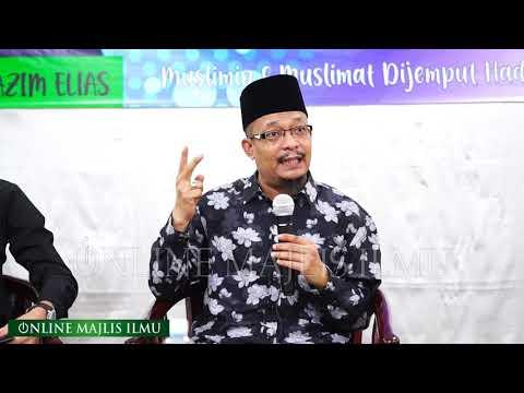 Ustaz Dato Kazim Elias ᴴᴰl Dunia Hanya Pinjaman