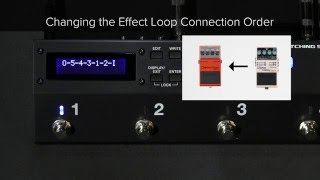 ES-5 Effects Switching System Unlimited Possibilities in Limited Sp...