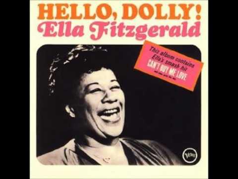 Can't Buy Me Love - Ella Fitzgerald