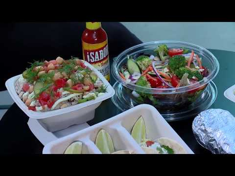 Official Nutrition Partner: Detroit Red Wings :60 – Lila's Good Health