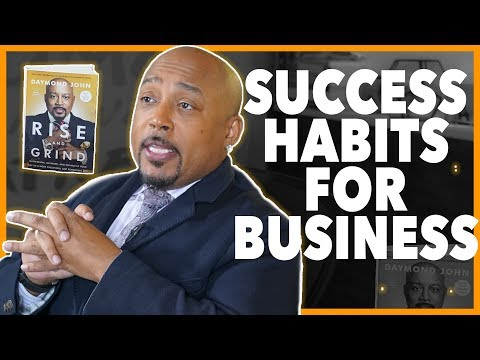 Daymond John: Rise and Grind Habits for a Successful Business and Life with Lewis Howes