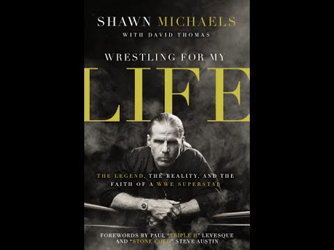 """SHAWN MICHAELS  CONTINUES HIS MISSION """"WRESTLING FOR MY LIFE!"""""""
