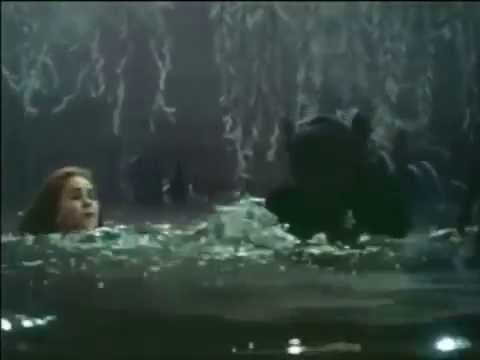 Alice Swims with a mouse