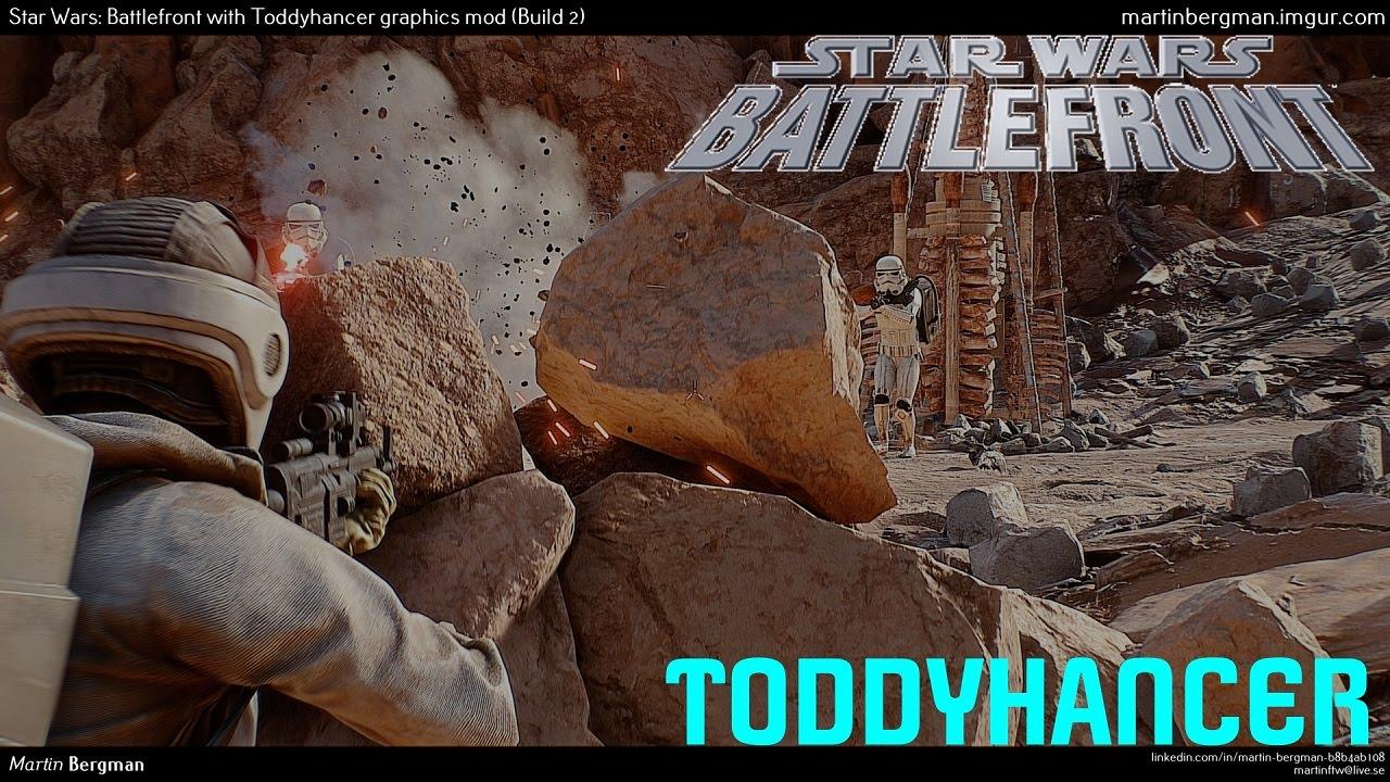 toddyhancer mod star wars battlefront