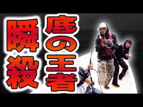 【所持金0円で即終了 釣り生活3 #8】底の王者 vs 100KGに耐えるライン