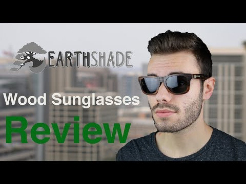 Earth Shade Wood Sunglasses Review