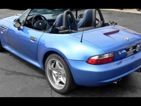 2000 BMW Z3 M Roadster for sale in Marietta GA  YouTube