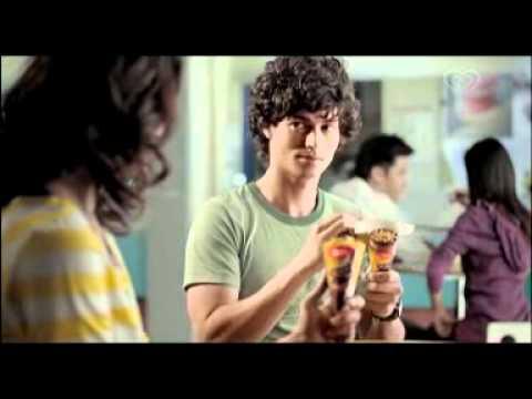 Walls Cornetto - Mango Cream commercial 2011 - YouTube