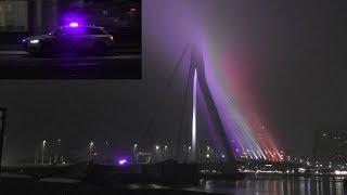 [Coloured Bridge #ESF19] AUDI Q7 Rotterdam Trauma team responding lights and sirens! #947