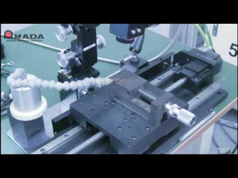 Green Laser Welding by AMADA MIYACHI AMERICA