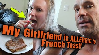 Ally Week 1 ALL IN updates. French toast, allergies, and more!