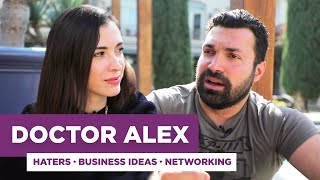 ALEX MEHR: LAUNCHING BUSINESSES AND SUCCEEDING IN THE USA