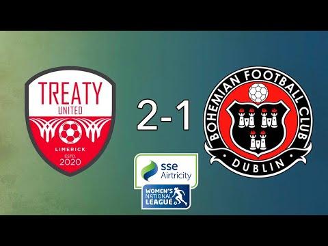 WNL GOALS GW10: Treaty United 2-1 Bohemians