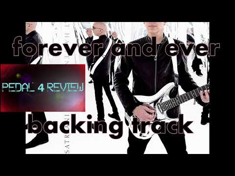 Joe Satriani - FOREVER AND EVER backing track