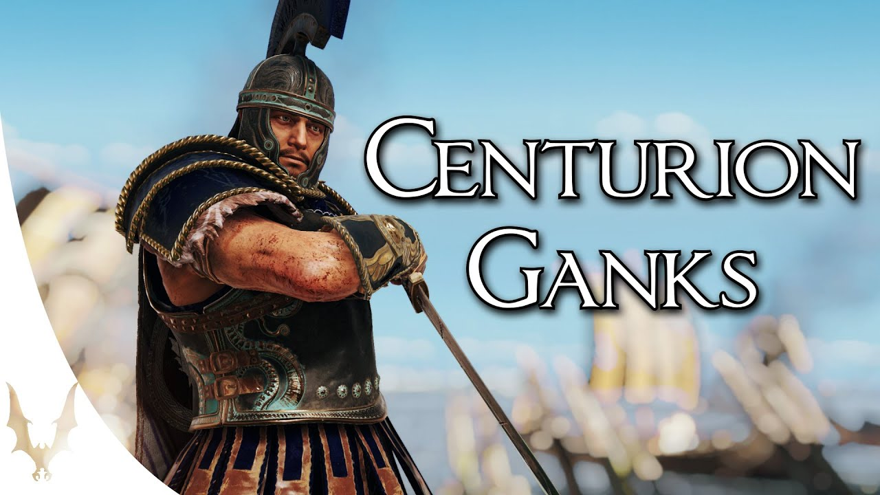 For Honor - Centurion Ganks Tutorial