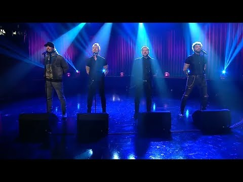 Boyzone  - Love Me For A Reason | The Late Late Show | RTÉ One