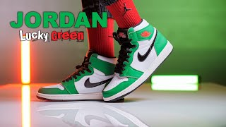Jordan 1 Lucky Green | Worth the Hype?