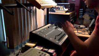 French House with SP1200 and Jomox