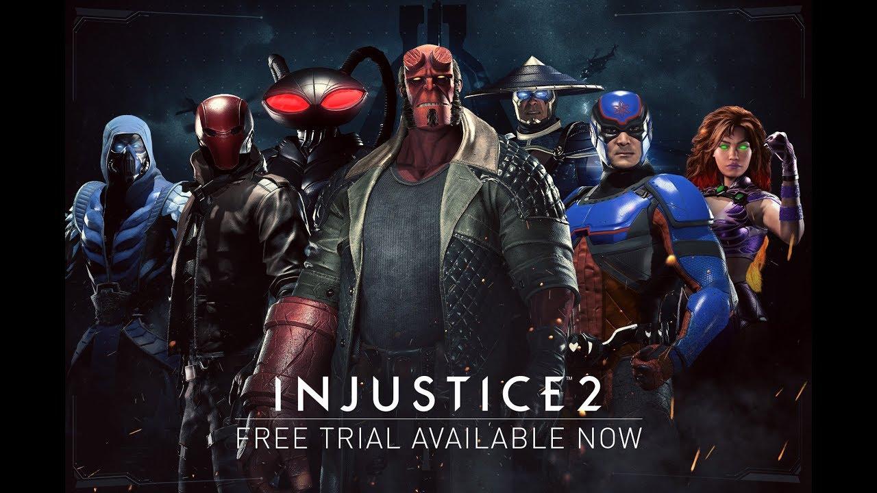 injustice-2-free-trial