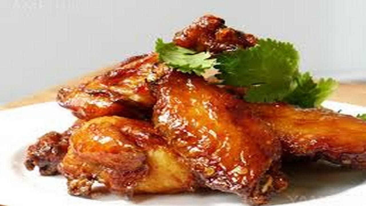 Куриные крылышки замоченные в соусе барбекю абрикосовом изготовление решёток для барбекю в екатеринбурге