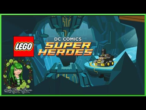 LEGO DC COMICS SUPER HEROES | Free Kid Safe Online Games | Lego Batman | SallyGreenGamer