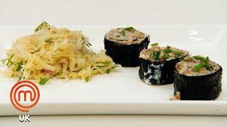 What is Russian Sushi?   MasterChef UK   MasterChef World