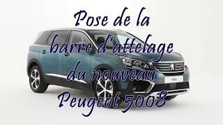 Pose Attelage Peugeot 5008