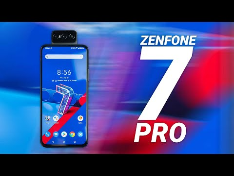 Asus Zenfone 7 Pro unboxing and impressions!