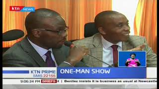 Governor Sonko accused of running a one-man show after the infamous matatu ban decision
