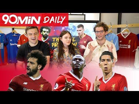LIVERPOOL 5-2 ROMA ANALYSIS! Salah, Firmino & Mane best front 3 ever!? Klopp a Liverpool Legend!?