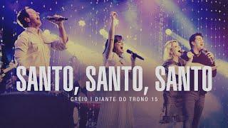 Diante do Trono - SANTO, SANTO, SANTO – DVD Creio