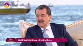 Hz. Peygamber'in (s.a.s.) konuşma adabı - TRT DİYANET 2017 Video