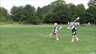 Griffin Liebsch Lacrosse Highlights 2013-2014