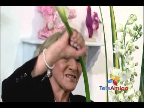 Teleamiga Aprenda y Venda Arreglo floral acuarela