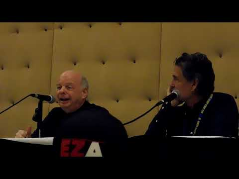 The Princess Bride panel @ RICC 2017 Chris Sarandon, Wallace Shawn