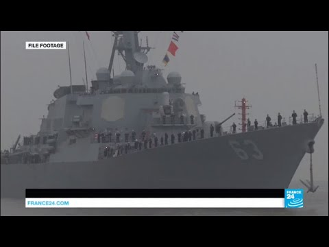 South China Sea: China angered by US presence, seen as a 'serious military provocation'