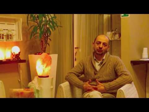 Biohima GoVideo - La grotta di sale rosa a Milano