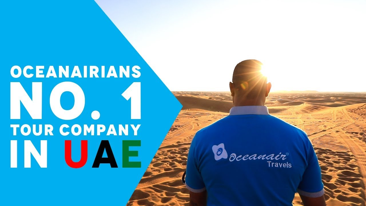 OceanAirians Turning on the Style in Stunning Fashion | OceanAir Travels |  #1 Tour Operator in UAE