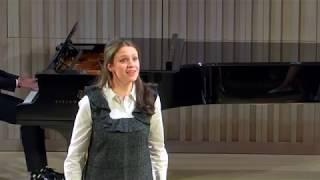 Toni V. Fell Prize 2019 Winner - Yasmeen Audi
