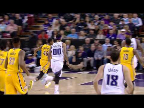 Willie Cauley-Stein Goes Defense to Offense